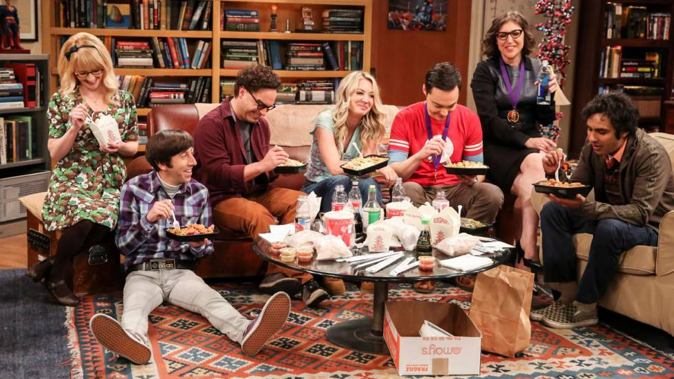 The Big Bang Theory (Series Finale)