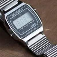 May be an image of wrist watch