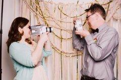 nostalgia film wedding videography austin