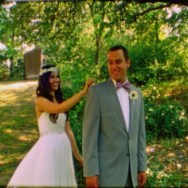 Kaci & Tad's Super 8 Wedding Film Featured on Green Wedding Shoes – Nostalgia Film