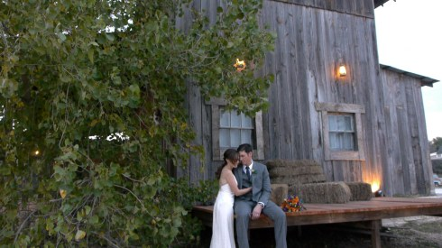 Star Hill Ranch Bride & Groom