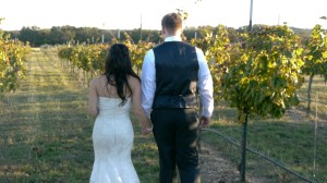 Winery Wedding Austin Texas