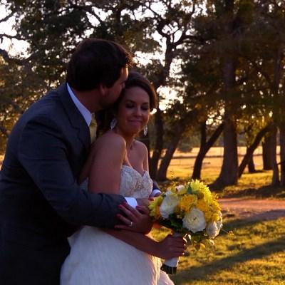 Cassady & Peter's Wedding Film on SMP Texas!