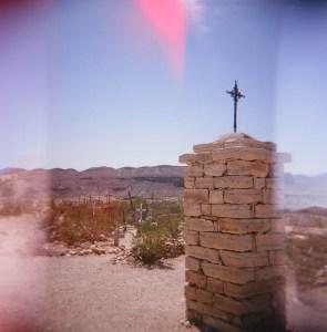 Terlingua Cemetery Color