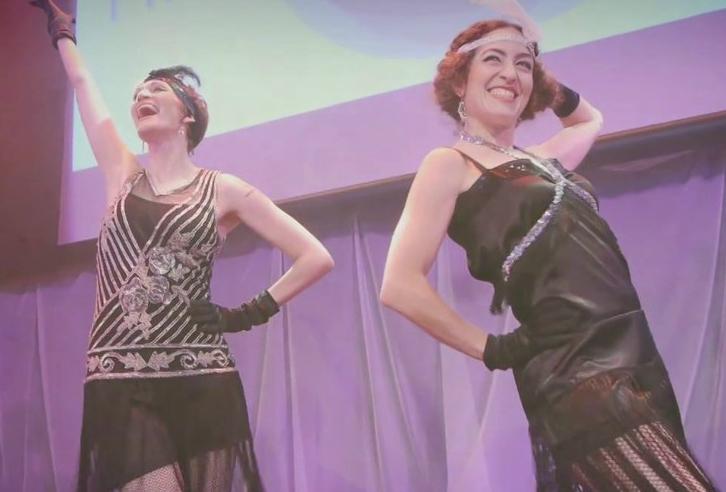 ISES Austin June Awards Gala – Vintage '20s Event Film