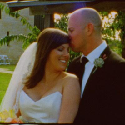 Becker Vineyards Super 8 Wedding Film