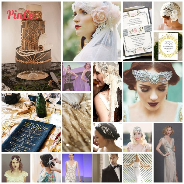 1920s wedding inspiration & vintage wedding videography