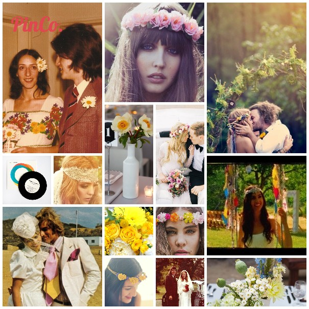 1970s Wedding Inspiration