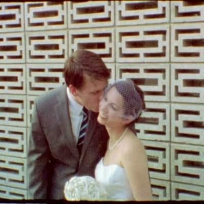 '50s Style Retro Wedding Ideas |  Vintage Wedding Videography
