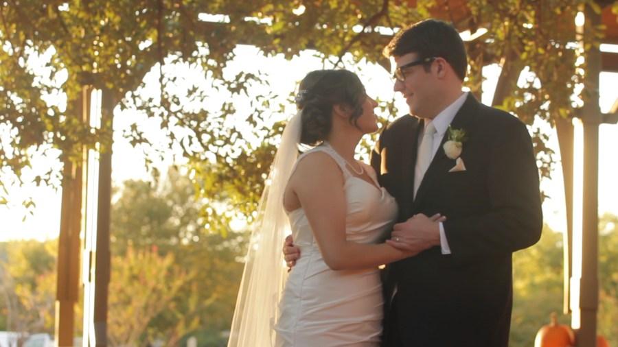 Wedding Wednesday: Jaimie and Garrett's HD Highlight Film & Fall 2016 Wedding Special Discount