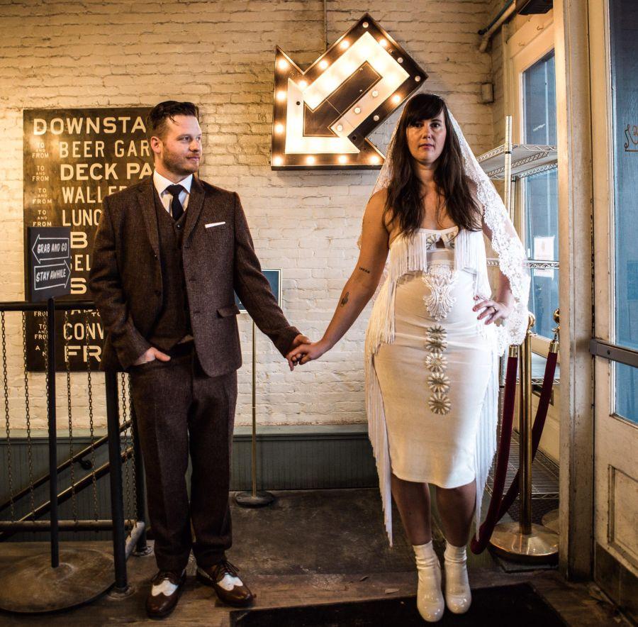 Hip Cool - wedding photography Austin