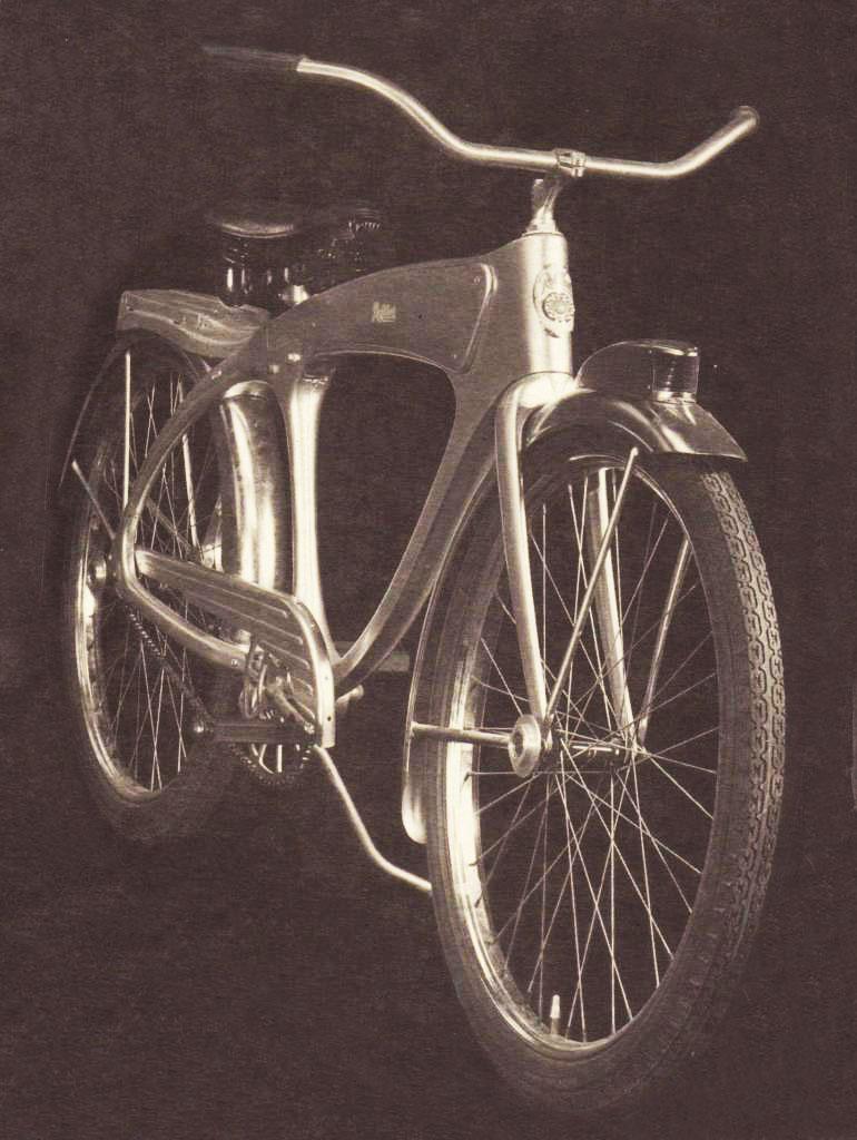 Antique 1950 Columbia Bike