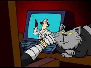 "You'll love this site if... Dr. Claw saying ""Inspector Gadget may return after these messages"" still bounces around your brain."""