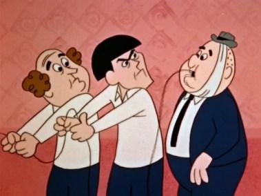 The Three Stooges cartoon