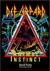 Def Leppard Animal Instinct David Fricke Book