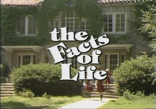 The Facts of Life TV Series
