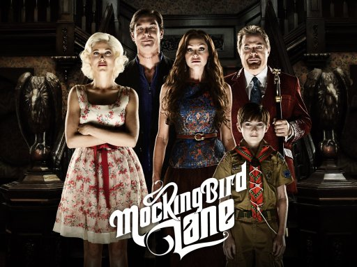 Mockingbird Lane Munsters TV Series Reboot