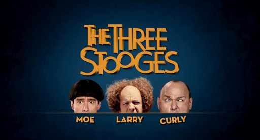 Farrelly Brothers Three Stooges Movie