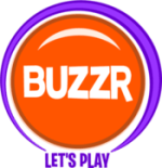 Buzzr TV network logo