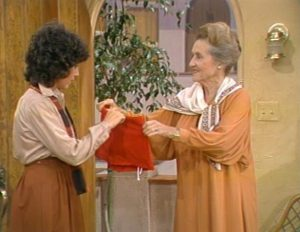 Three's Company Episode: The Older Woman (Aunt Martha)