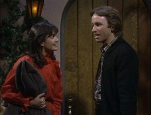 Three's Company Episode: Larry's Sister