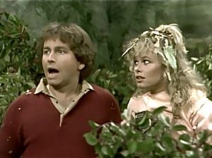 Three's Company Episode: Itching For Trouble (Jack in bushes, catching poison oak/ivy)
