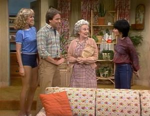 Three's Company Episode: Jack's Other Mother (you poor dear)