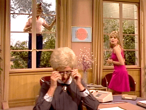 Three's Company Episode: Out on a Limb (Jack on ledge to retrieve letter to food critic)