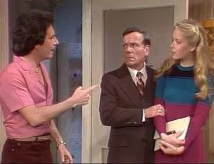 "Three's Company Episode: Teacher's Pet (Dean Travers and niece Betty ""BJ"" Jean)"