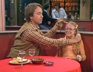 Three's Company Episode: The Crush (John Ritter with Gimme A Break's Lauri Hendler)