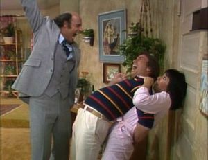 Three's Company Episode: Two Flew Over the Cuckoo's Nest (Jeffrey Tambor - not a mental ward patient)