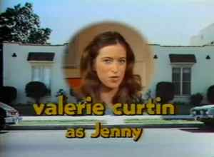 Three's Company Pilot: Valerie Curtin as Jenny (Janet character)