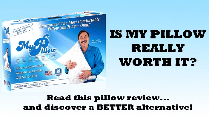 pillow review is my pillow worth it