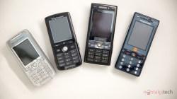K700, K750, K800, K810