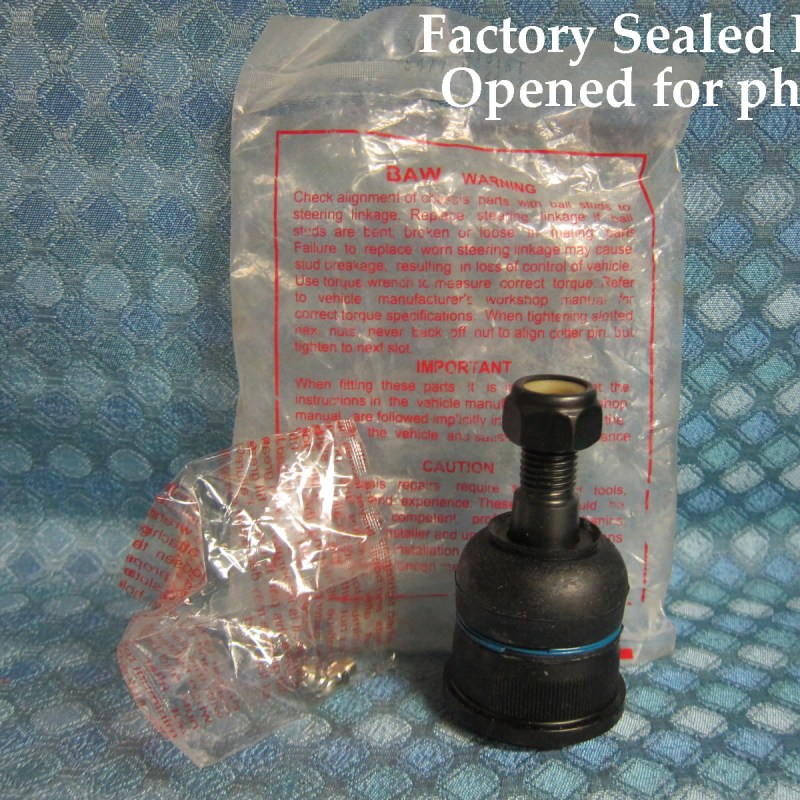 1989-97 Thunderbird Cougar 93-98 Mark VIII New Lower Ball Joint Asy 90 91 92 94