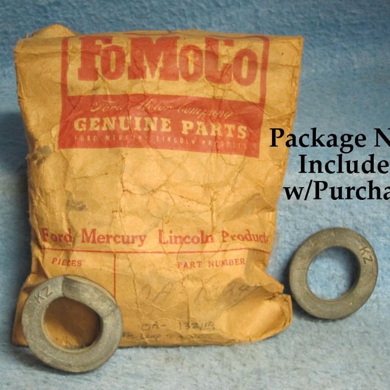 1950 Ford Pass Pair of NOS Parking Lamp Body to Fender Gaskets