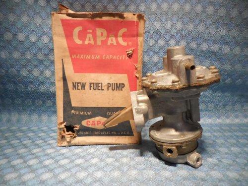 1952 - 1953 Ford 6-cyl NORS Fuel Vacuum Pump