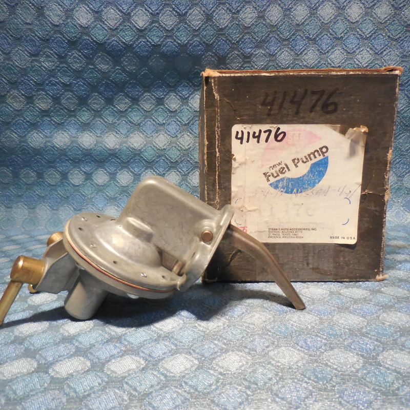 1974-1978 Datsun / Nissan  NORS Fuel Pump #41476 1975 76 1977 (SEE DETAILED AD)