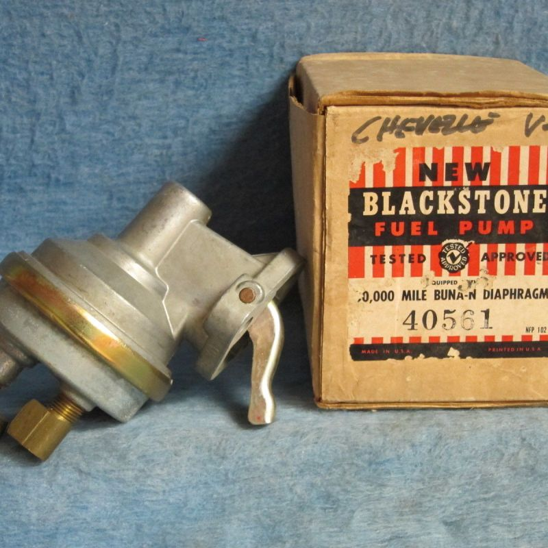 1967 Chevrolet Chevelle 327 V8 NORS Fuel Pump Late Models