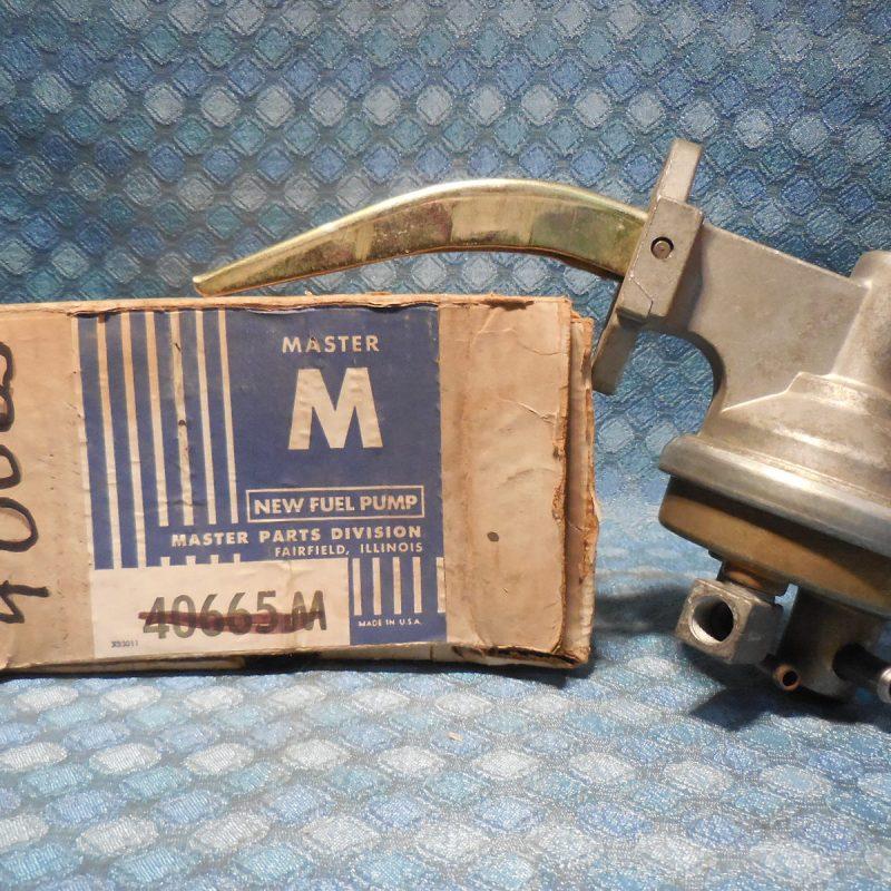 1969 Oldsmobile Fuel Pump NORS 350 V8, 2BBL # 40665 (SEE DETAILED AD)