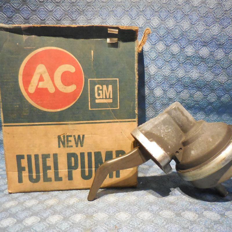 1967 Pontiac NOS AC Fuel Pump # 40590 Firebird Bonneville Catalina (SEE AD)