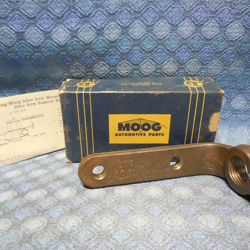 1952-1956 Mercury NORS Moog Idler Arm Frame Bracket 1953 54 55 # 808