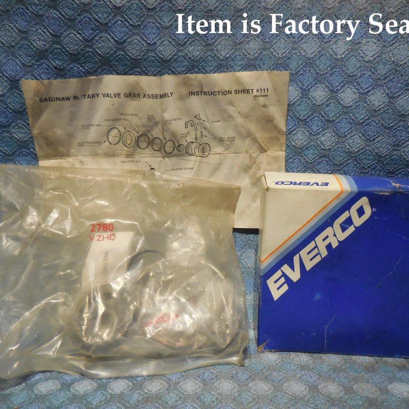 1979-1990 Pontiac Oldsmobile NORS Steering Gear Master Rebuild Kit 82 85 # 64858