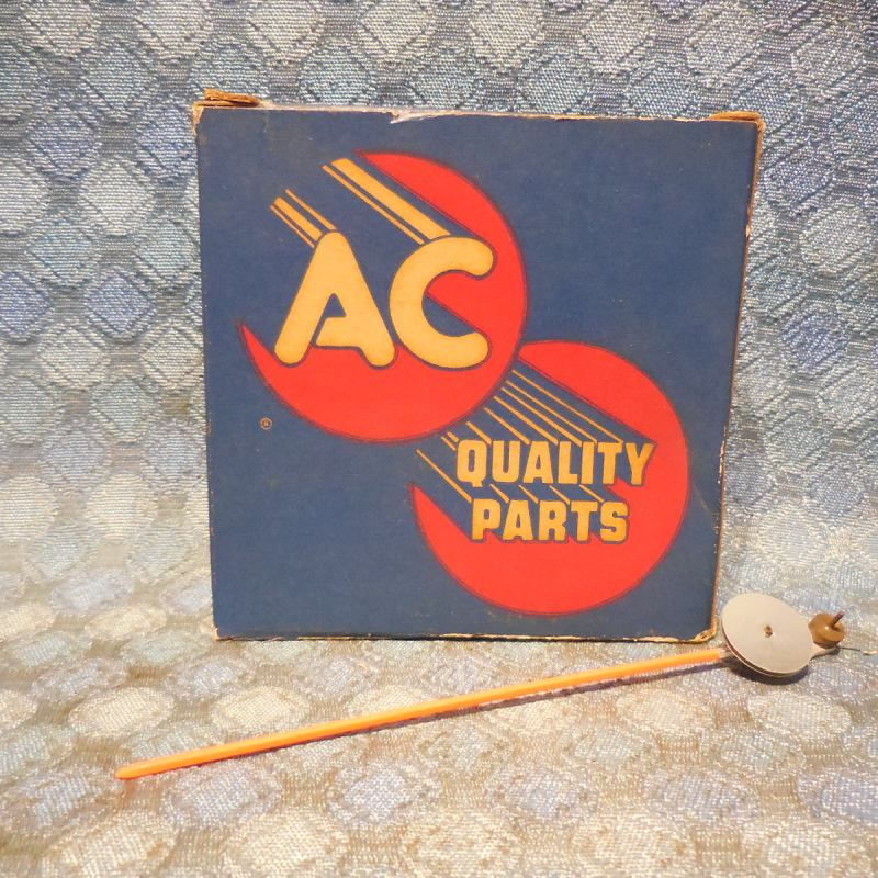 1960 Pontiac NOS AC Speedometer Pointer and Hair Spring Assembly #1588019 SEE AD