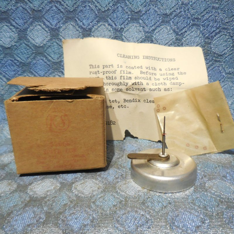 1961 62 63 Ford Thunderbird NOS King Seeley Speedometer Speed Cup # 55666 SEE AD