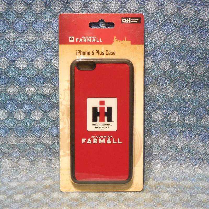 NEW IHC McCorcick Farmall iPhone 6 Plus Protective Case Factory Sealed