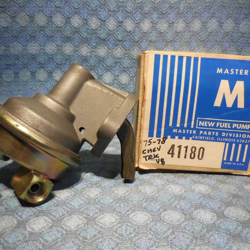 1977-1978 Chevrolet G Van V8 NORS Fuel Pump # 41180 (SEE DETAILED AD)