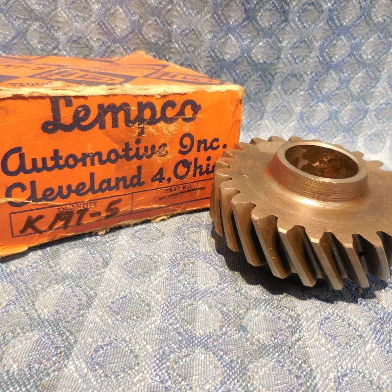 1933-1936 Chevrolet Standard NORS Transmission Second Speed Idler Gear # K197-5