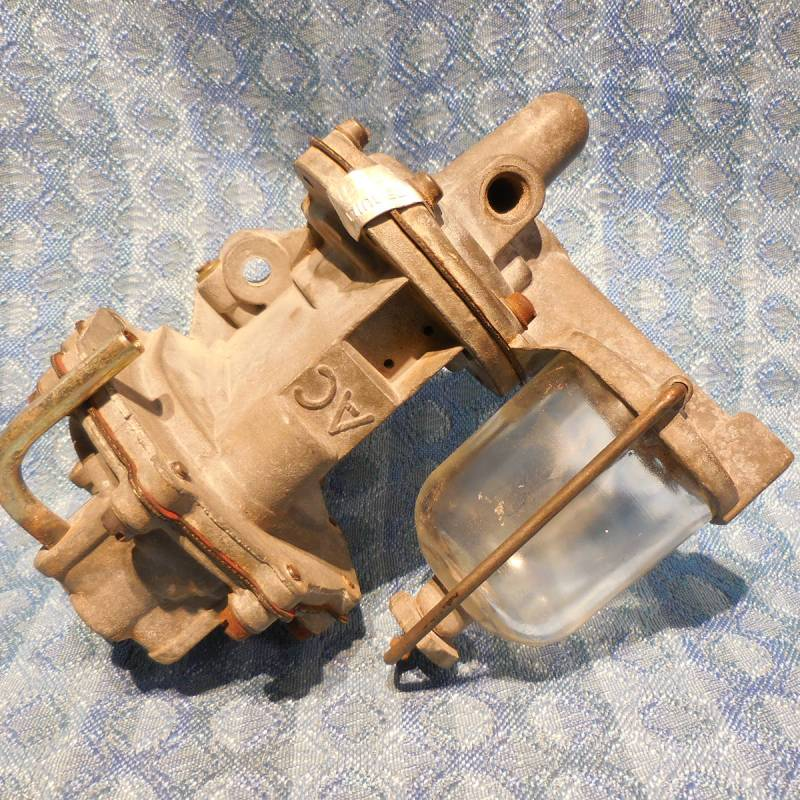 1951 Ford Pass 6 Cyl NORS Fuel / Vacuum Pump # 9599
