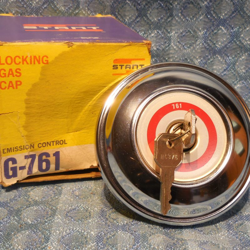 1975-1980 AMC Pacer NORS Locking Gas Cap 1976 1977 1978 1979 # G761